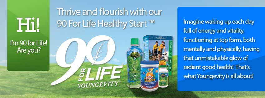 Mighty 90 for Life – Unleash Essential Health